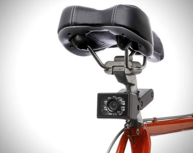 Bicycle Rearview Camera 1