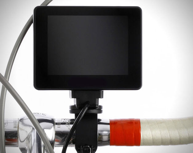 Bicycle Rearview Camera 2