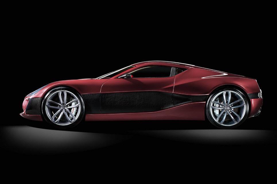 Rimac Concept One Electric Hypercar 24