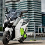 BMW C Evolution Electric Scooter Prototype_1