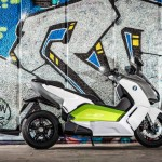 BMW C Evolution Electric Scooter Prototype_10