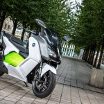 BMW C Evolution Electric Scooter Prototype_12