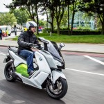 BMW C Evolution Electric Scooter Prototype_16
