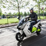BMW C Evolution Electric Scooter Prototype_17