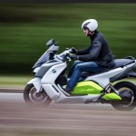 BMW C Evolution Electric Scooter Prototype_18
