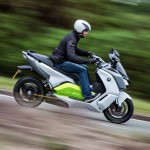 BMW C Evolution Electric Scooter Prototype_19