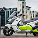 BMW C Evolution Electric Scooter Prototype_2