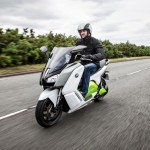 BMW C Evolution Electric Scooter Prototype_20