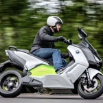 BMW C Evolution Electric Scooter Prototype_21