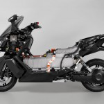 BMW C Evolution Electric Scooter Prototype_35