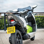 BMW C Evolution Electric Scooter Prototype_4