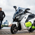 BMW C Evolution Electric Scooter Prototype_7