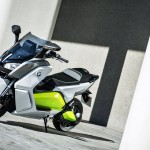 BMW C Evolution Electric Scooter Prototype_8