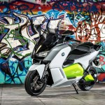 BMW C Evolution Electric Scooter Prototype_9