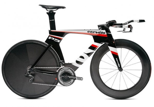 Cervelo's P5 Bicycle: The World's Most Aerodynamic Triathlon Bike