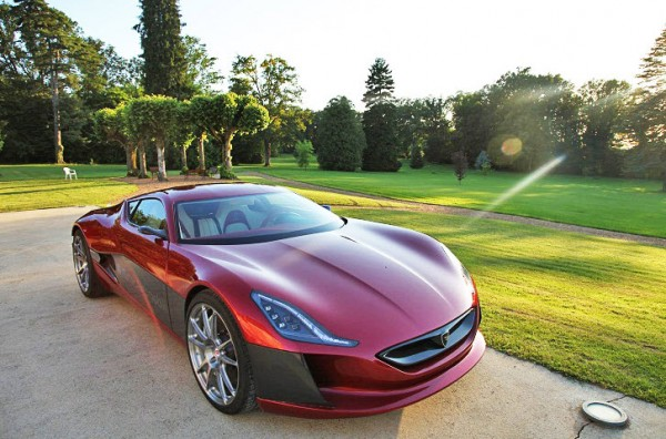 Rimac Concept One Electric Hypercar