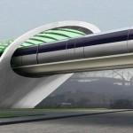 The 'Hyperloop' Supertrain
