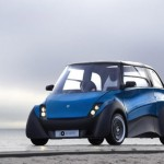ECOmove QBEAK Electric Vehicle
