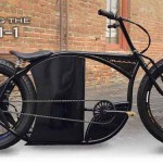 Marrs Cycles M-1 Electric Bike Looks Like a Harley Chopper