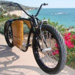 Marrs Cycles M-1 Electric Bike Looks Like a Harley Chopper_2