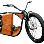 Marrs Cycles M-1 Electric Bike Looks Like a Harley Chopper_3