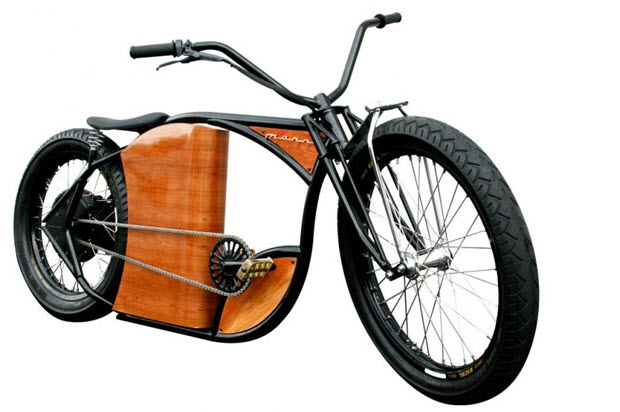 Bikes Electric Choppers M Electric Bike Looks