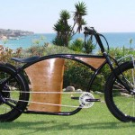 Marrs Cycles M-1 Electric Bike Looks Like a Harley Chopper_4
