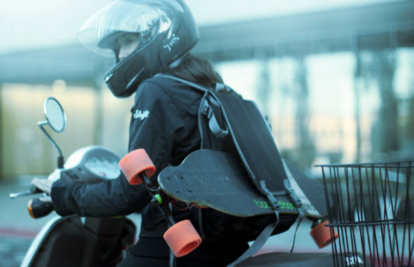 Boosted Boards,The World's Lightest Electric Vehicle_5