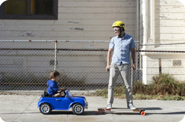Boosted Boards,The World's Lightest Electric Vehicle_6