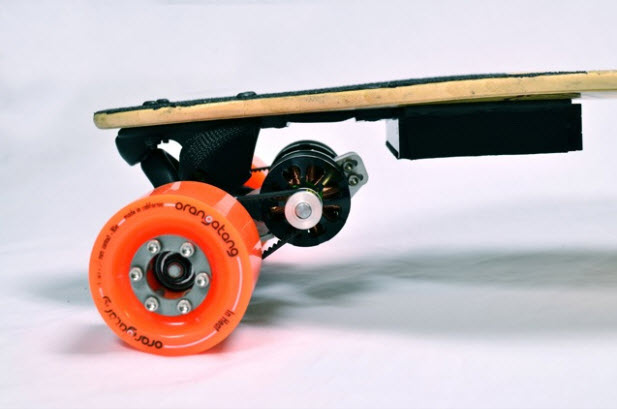 Boosted Boards,The World's Lightest Electric Vehicle_7