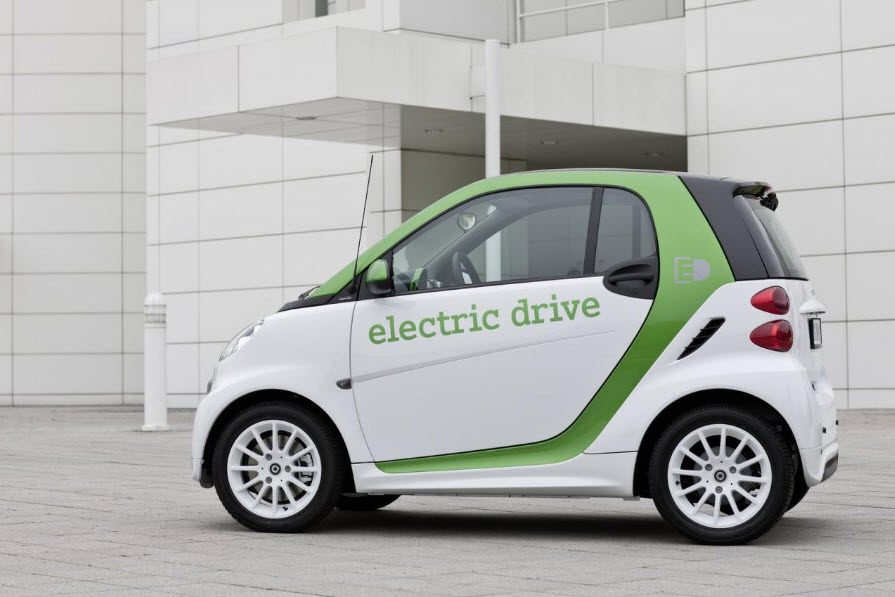 2013 Smart Fortwo Electric Drive Coming to US for $25,000 27