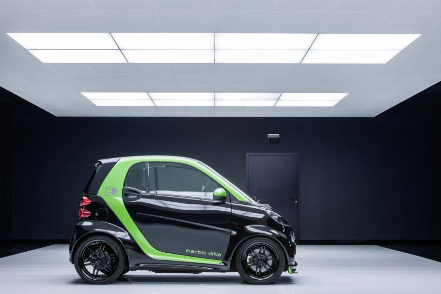 2013 Smart Fortwo Electric Drive Coming to US for $25,000 7