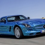 2014 Mercedes-Benz HOT All-Electric SLS AMG Coupe