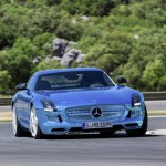 2014 Mercedes-Benz HOT All-Electric SLS AMG Coupe_2