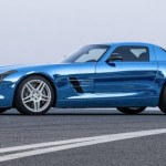 2014 Mercedes-Benz HOT All-Electric SLS AMG Coupe_3