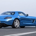 2014 Mercedes-Benz HOT All-Electric SLS AMG Coupe_4