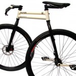 Bicymple, Ultra-Compact Chainless Bike_1