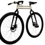 Bicymple, Ultra-Compact Chainless Bike_3