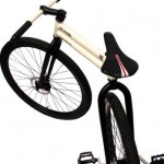 Bicymple, Ultra-Compact Chainless Bike_7