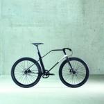 Futuristic Coren Urban Bike Made from High Tensile-Strength Carbon Fibers_1