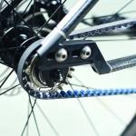 Futuristic Coren Urban Bike Made from High Tensile-Strength Carbon Fibers_8