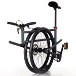 Simple Folding Bike With Full-Size Wheels by Mikulas Novotny_1
