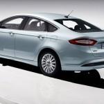 2013 Ford Fusion Energi Plug In Hybrid Sedan_1