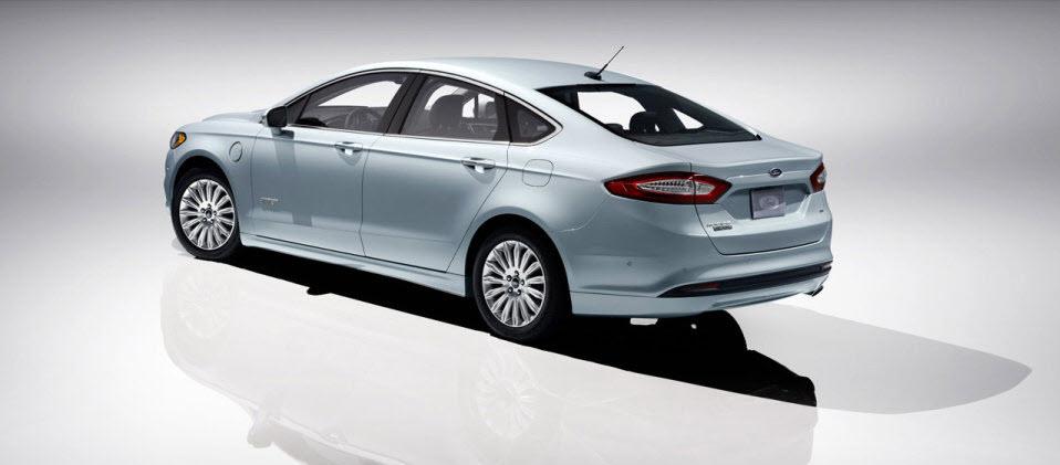 2013 Ford Fusion Energi Plug In Hybrid Sedan 1
