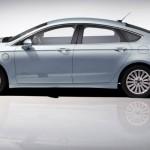 2013 Ford Fusion Energi Plug In Hybrid Sedan_2