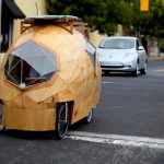 The Golden Gate, Electric Camper Bicycle Car_4