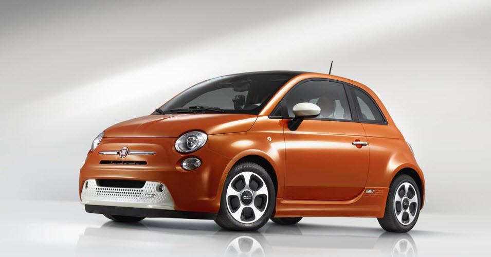 2013 Fiat 500e EPA Ratings Revealed