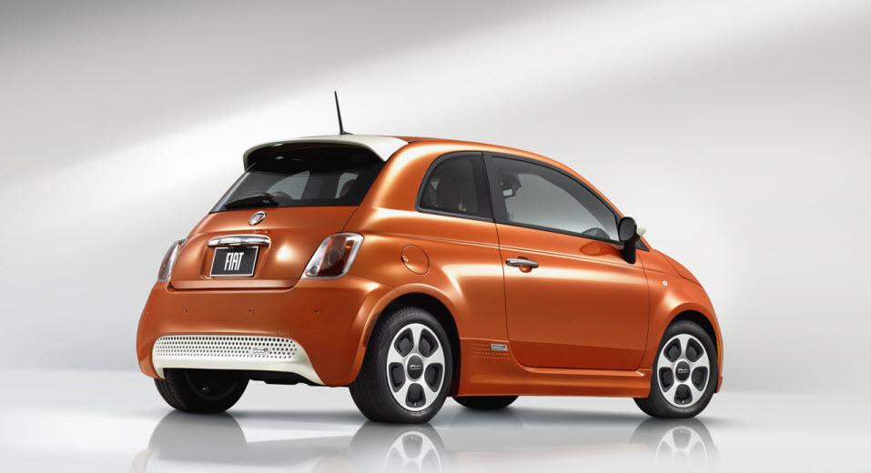 2013 Fiat 500e EPA Ratings Revealed 1