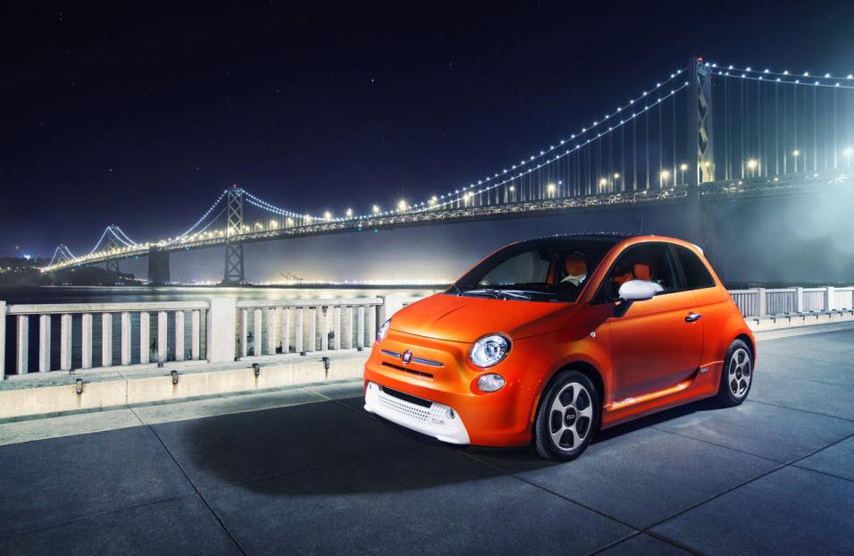 2013 Fiat 500e EPA Ratings Revealed 10