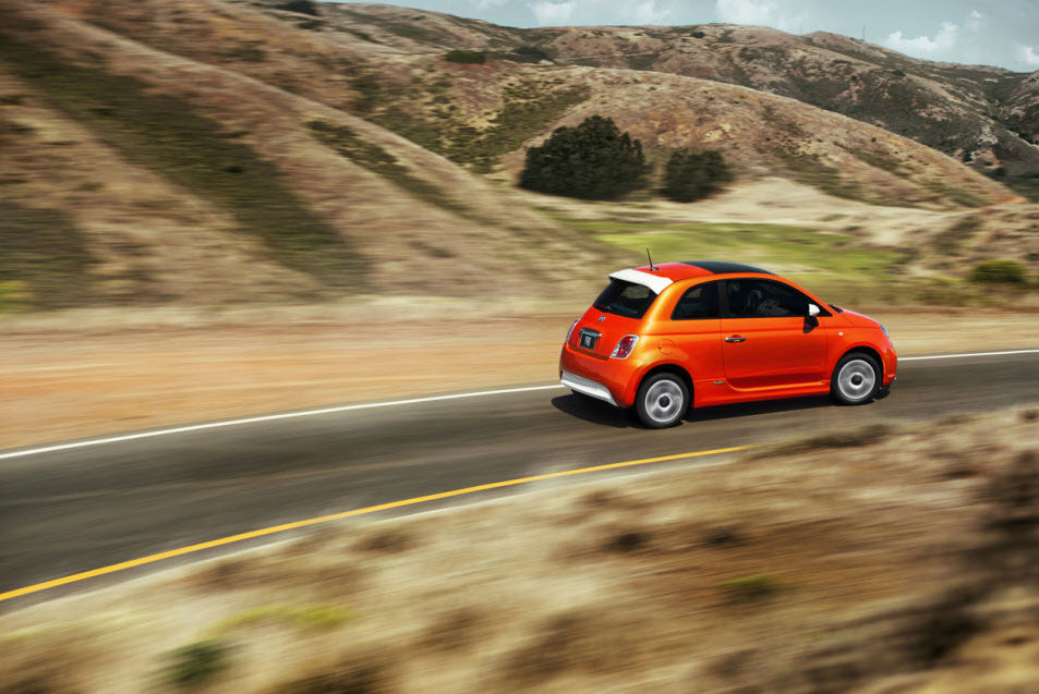 2013 Fiat 500e EPA Ratings Revealed 13